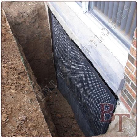 foundation repair crack injection exterior crack repair services