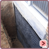 Exterior Crack Repair - Foundation Cracked Waterproofing