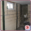 Bowed Wall Repair