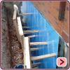 External Waterproofing - Utilizing BlueSkin Rubber Membrane