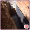 External Waterproofing - Corner Foundations
