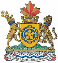 Coat of Arms - Ancaster ON