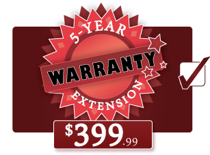 Yearly Warranty Extensions