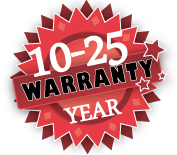 Exterior Waterproofing Warranty
