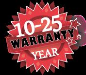 Exterior Waterproofing Warranty
