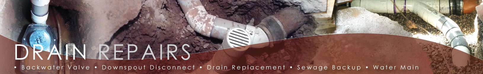 BT Drain Replacement Service