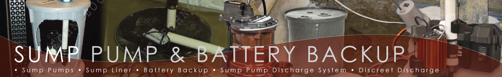 BT Sump Pump Installation
